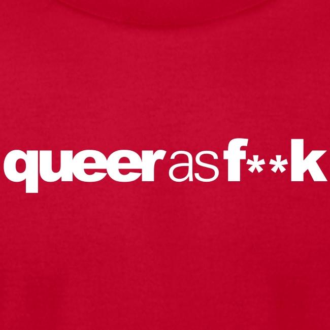 Queer as f k