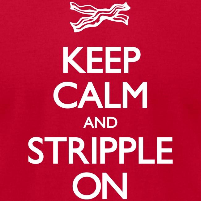 Keep Calm and Stripple On