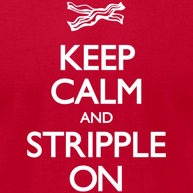 Keep Calm and Stripple On