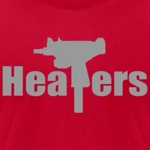 heaters - Men's T-Shirt by American Apparel
