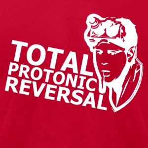 Ghostbusters Total Protonic Reversal - Men's T-Shirt by American Apparel