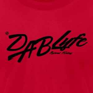 #Dablyfe Natural Healing - Men's T-Shirt by American Apparel