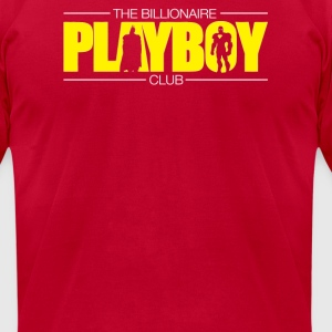 Billionaire Playboy Club - Men's T-Shirt by American Apparel