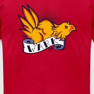 Forever Wark - Men's T-Shirt by American Apparel