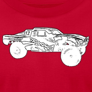 Traxxas T-Shirt - Men's T-Shirt by American Apparel
