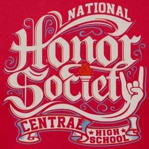 NATIONAL CENTRAL HIGH SCHOOL - Men's T-Shirt by American Apparel