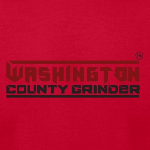 WASHINGTON COUNTY GRINDER - Men's T-Shirt by American Apparel
