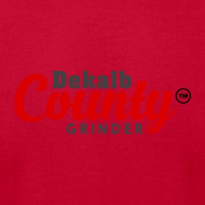 DEKALB COUNTY GRINDER - Men's T-Shirt by American Apparel