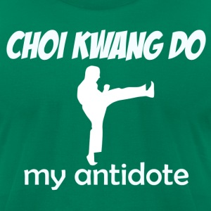 Choi Kwang do design - Men's T-Shirt by American Apparel