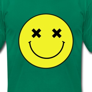 simile - Men's T-Shirt by American Apparel