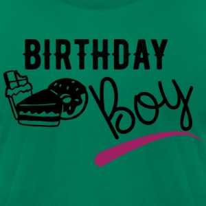 Birthday Boy T-Shirt - Men's T-Shirt by American Apparel