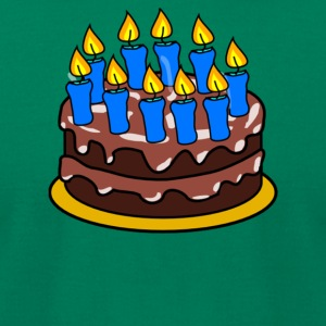 Happy Birthday - Men's T-Shirt by American Apparel