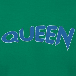 Queen 2 - Men's T-Shirt by American Apparel