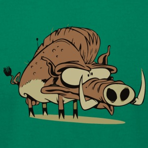 Pumba - Men's T-Shirt by American Apparel