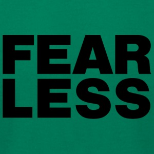 FEARLESS - Men's T-Shirt by American Apparel