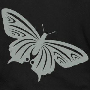 Little Butterfly C - Men's Zip Hoodie