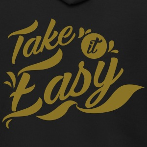 Take it Easy - Men's Zip Hoodie