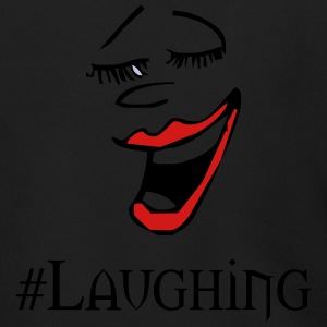 laughing - Men's Zip Hoodie