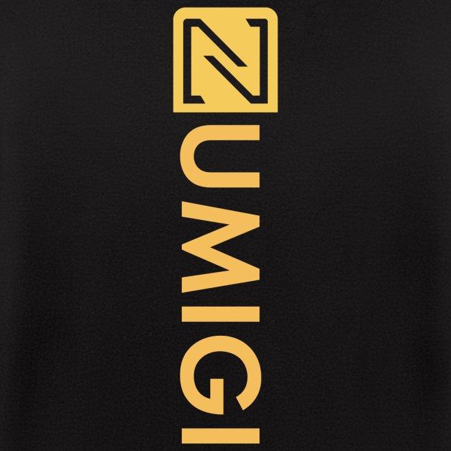 Black Jacket, Yellow Logo
