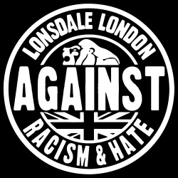 Lonsdale London Against Racism & Hate