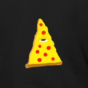 ILLUMINATI'S PIZZA (beta edition) - Men's Zip Hoodie