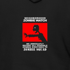 Zombie Watch - Men's Zip Hoodie