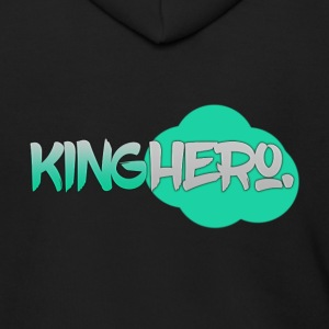 King Hero. Light Green (E&K) - Men's Zip Hoodie