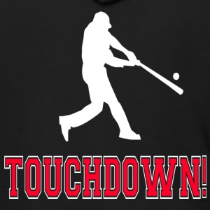 TOUCHDOWN T Shirt - Men's Zip Hoodie
