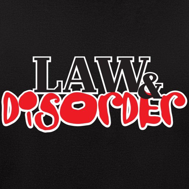 Law DISORDER Logo