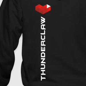 ThunderClaw YouTube Gaming - Men's Zip Hoodie