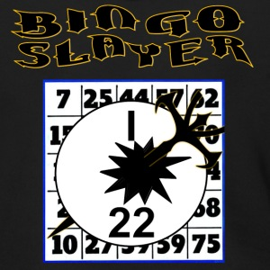BINGO MASTER, MISTRESS, KING, QUEEN OR DIVA - Men's Zip Hoodie