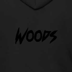 Woods transparent - Men's Zip Hoodie