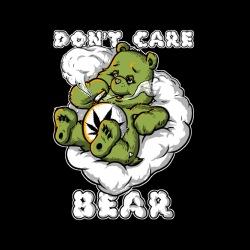Don\'t care bear