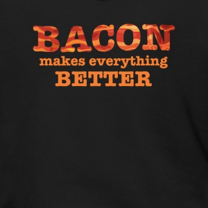Bacon Makes Everything Better - Men's Zip Hoodie