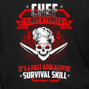 Chef is not a career T-Shirts - Men's Zip Hoodie