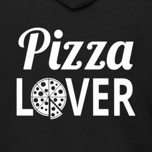 Pizza Lover - Men's Zip Hoodie
