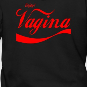 Enjoy Vagina - Men's Zip Hoodie