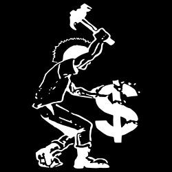Punk against capitalism
