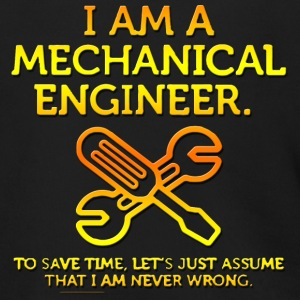 I Am A Mechanical - Men's Zip Hoodie