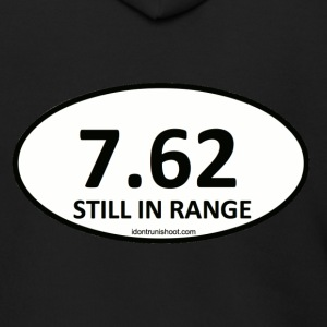 7.62 STILL IN RANGE - Men's Zip Hoodie