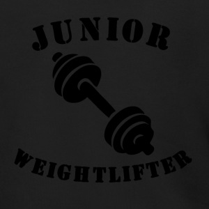 Junior Weightlifter - Men's Zip Hoodie
