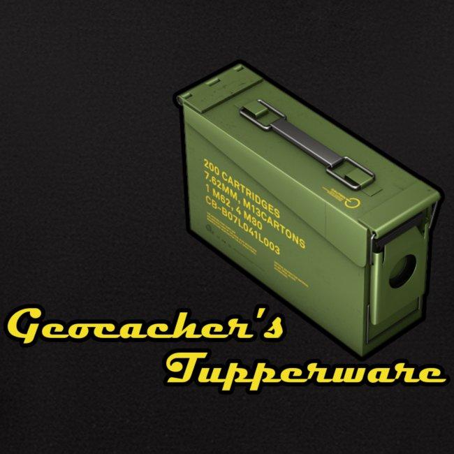 Geocacher's Tupperware