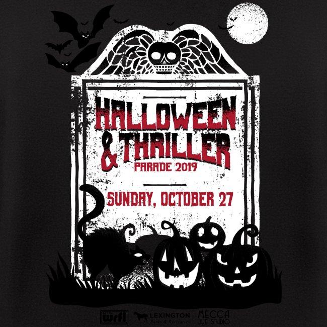 Thriller 2019 Lexington, Ky. Halloween Parade