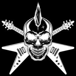 Skull & Guitars