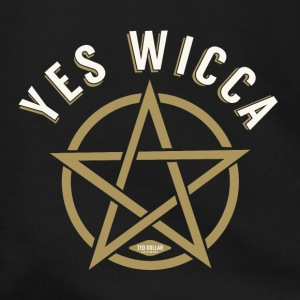 Yes Wicca - Men's Zip Hoodie
