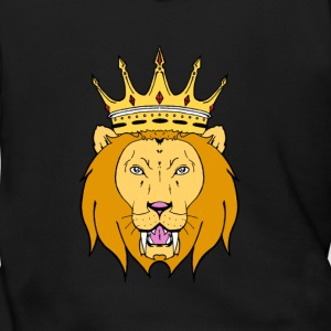 lion design - Men's Zip Hoodie