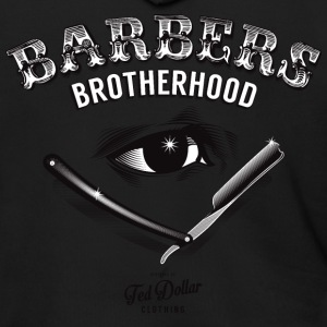 Barbers Brotherhood - Men's Zip Hoodie