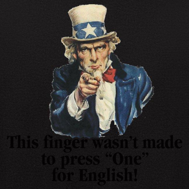Uncle Sam - Finger