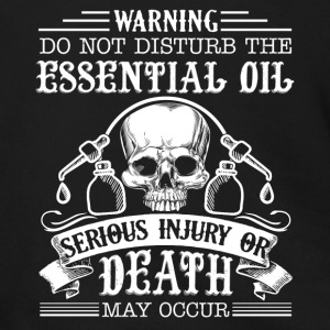 Essential Oil Shirt - Men's Zip Hoodie