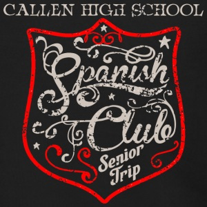 Callen High School Senior Trip - Men's Zip Hoodie